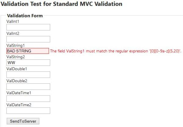 CustomValidation