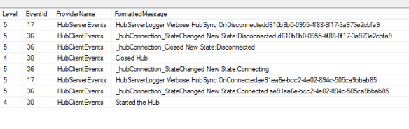 SignalR Messaging a complete client with a Console