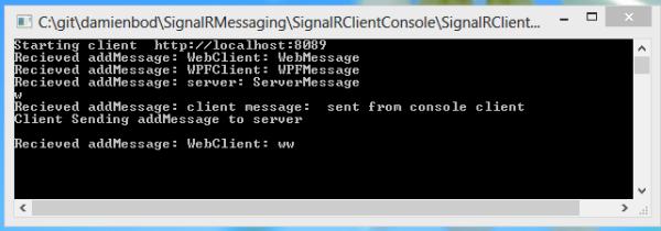 SignalRMessagesConsoleClient