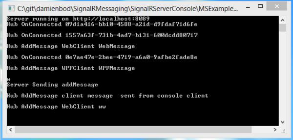 SignalRMessagesServer