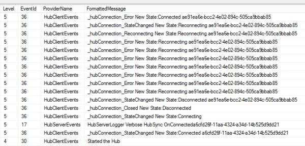 SignalRServerReconnected