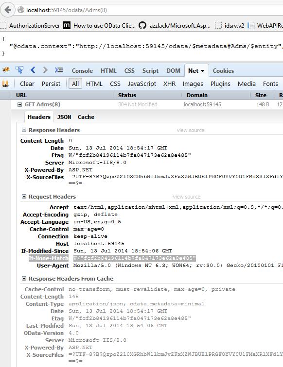 Web API OData V4 Cache Part 9   Software Engineering