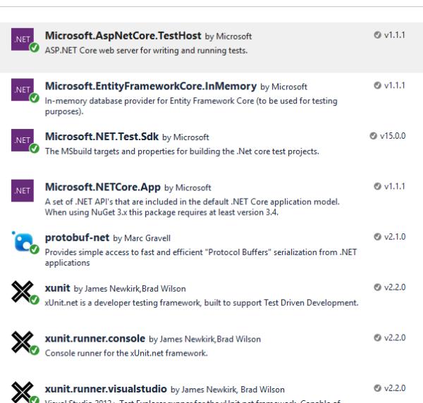 Testing an ASP NET Core MVC Protobuf API using HTTPClient