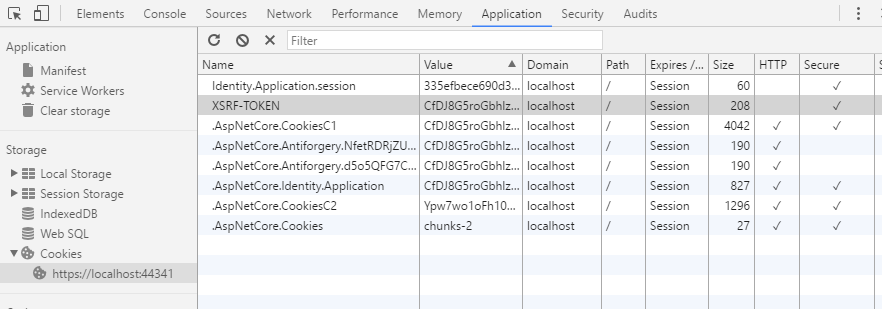 Anti-Forgery Validation with ASP.NET Core MVC and Angular