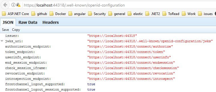 OpenID Connect Session Management using an Angular application and