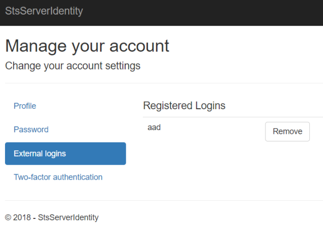 Implementing a multi-tenant OIDC Azure AD external login for