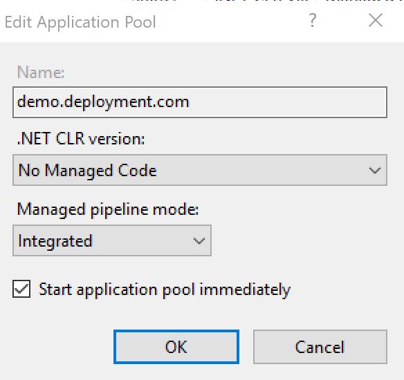 Deploying an ASP NET Core application to Windows IIS | Software