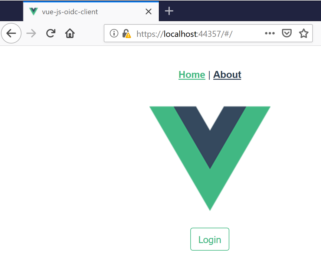 Securing a Vue js app using OpenID Connect Code Flow with