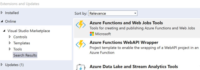 Running Local Azure Functions in Visual Studio with HTTPS