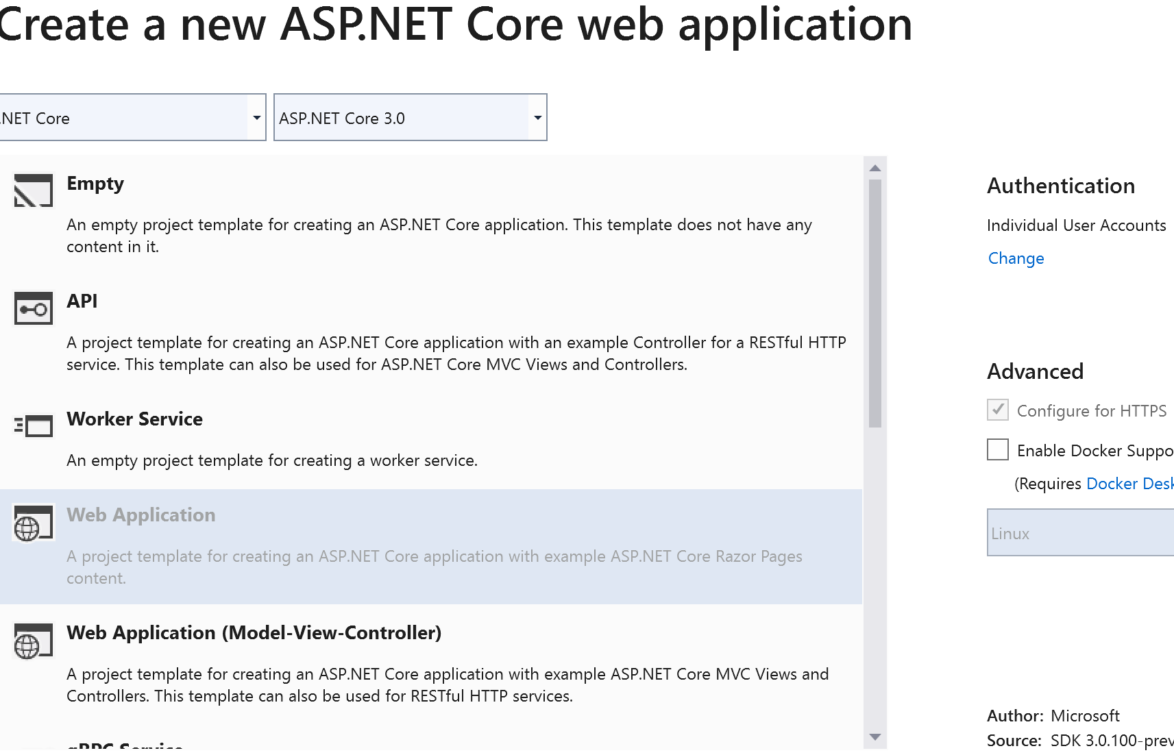 ASP NET Core – Software Engineering
